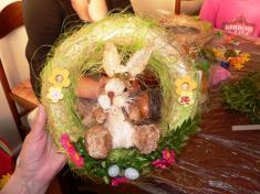 Velikonoční věnce